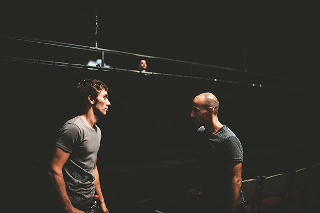 """""""Территория"""" театра: репетиция постановки """"Сфумато"""" и разговор с режиссером и хореографом (фото 9)"""