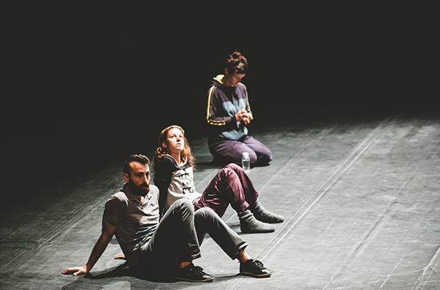 """""""Территория"""" театра: репетиция постановки """"Сфумато"""" и разговор с режиссером и хореографом (фото 8)"""