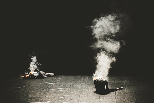 """""""Территория"""" театра: репетиция постановки """"Сфумато"""" и разговор с режиссером и хореографом (фото 7)"""