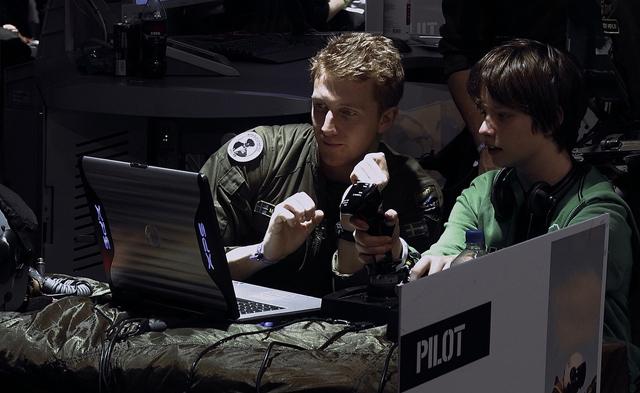 Роботы, принтеры и адронный коллайдер: фестиваль кино о науке и технологиях 360 ° в Москве (фото 4)