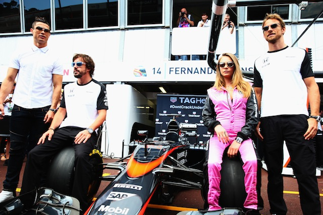 Победители и гости Гран-при Монако (фото 2)