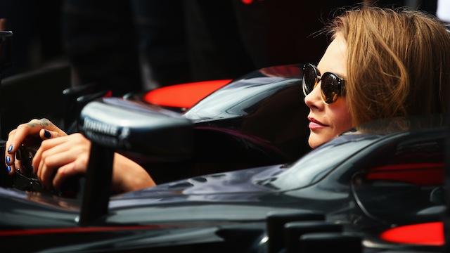 Победители и гости Гран-при Монако (фото 5)