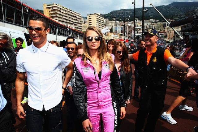 Победители и гости Гран-при Монако (фото 13)