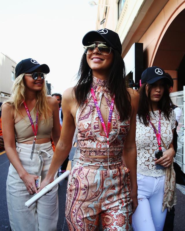 Победители и гости Гран-при Монако (фото 8)
