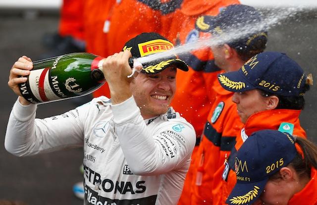 Победители и гости Гран-при Монако (фото 1)