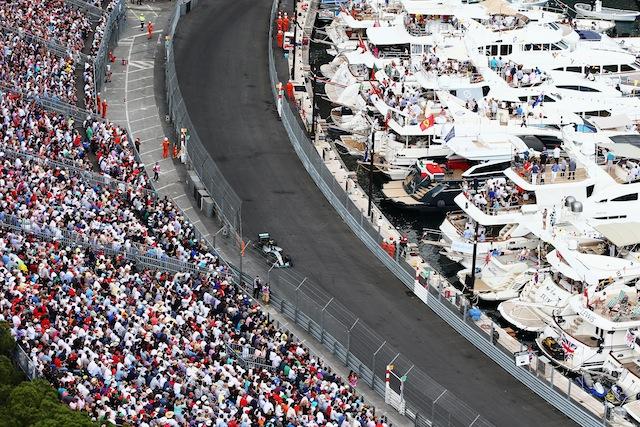 Победители и гости Гран-при Монако (фото 11)