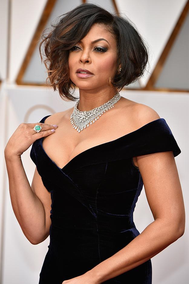 «Оскар-2017»: макияж и прически с церемонии (фото 7)