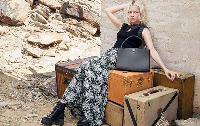 Актерский состав рекламной кампании Spirit of Travel Louis Vuitton (фото 1)