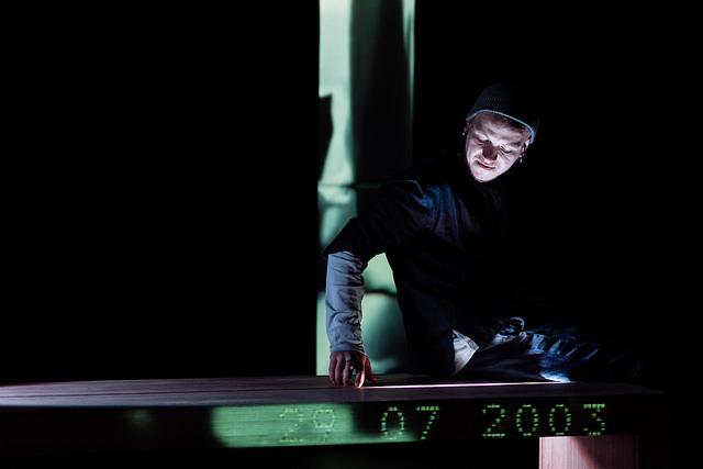 """Всепрощение как способ жить дальше: Black & Simpson в театре """"Практика"""" (фото 2)"""