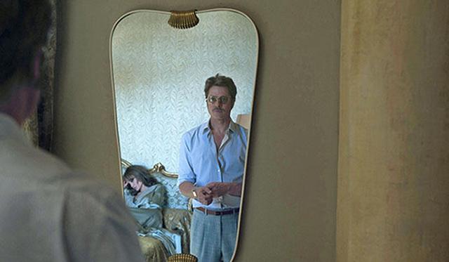 """Первые кадры: Анджелина Джоли и Брэд Питт в новой киноленте """"У моря"""" (фото 1)"""