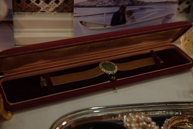 Ювелирные изделия Piaget, принадлежавшие Жаклин Кеннеди (фото 1)