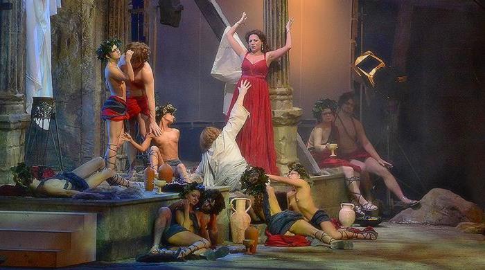 Видео эротического спектакля оперы сожалению