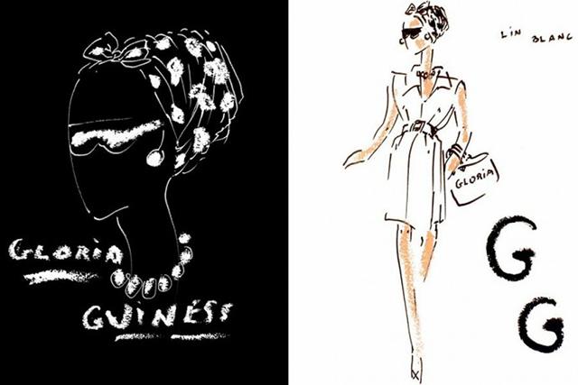 Hubert de Givenchy release sketchbooks dedicated to Audrey Hepburn (photo 2)
