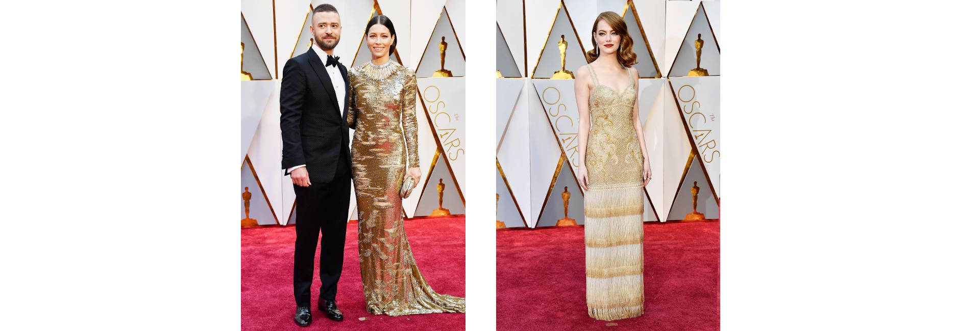 Итоги «Оскара»: лучшие платья (фото 1)