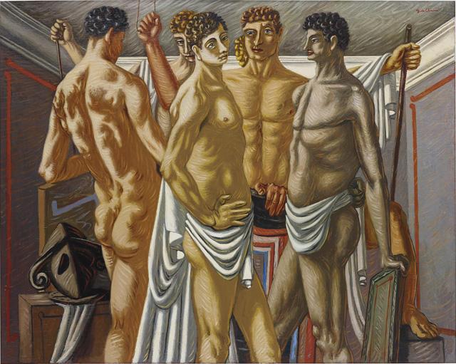 Виллем де Кунинг, Ле Корбюзье и Джорджо де Кирико на аукционе Phillips в Нью-Йорке (фото 2)