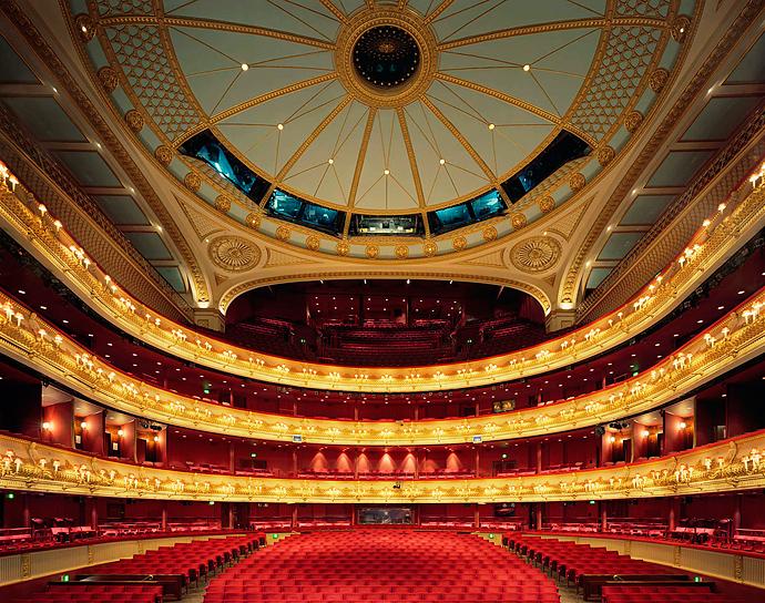 Лондонские гастроли балетной труппы Большого (фото 3)