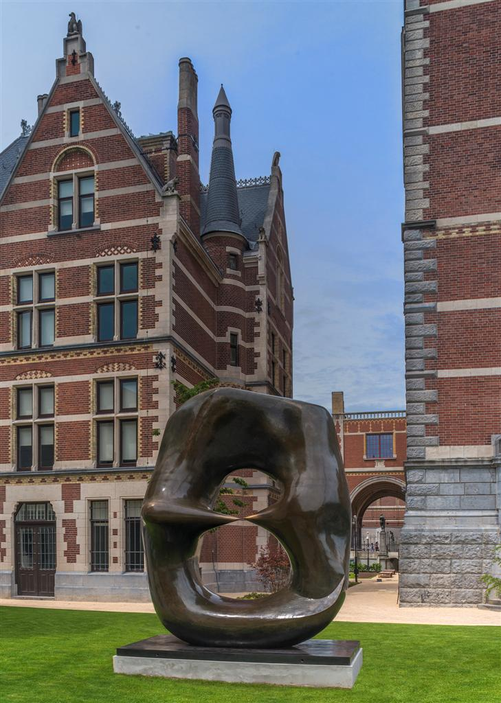 Выставка Генри Мура открылась в Амстердаме (фото 3)