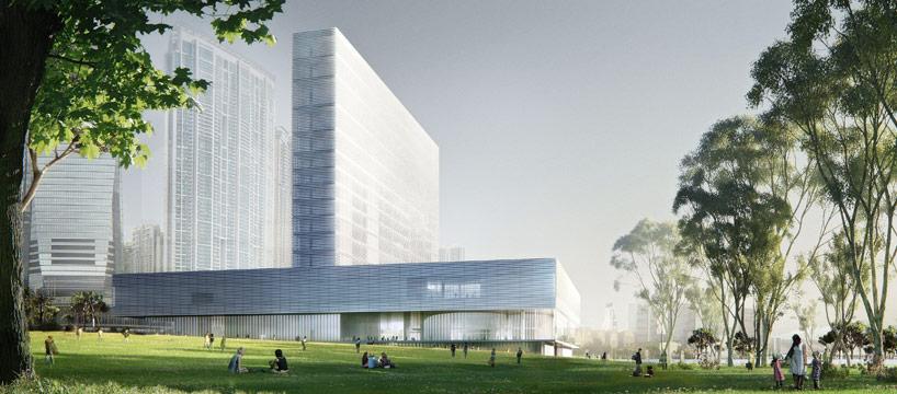 Herzog & de Meuron строят музей искусства в Гонконге (фото 2)