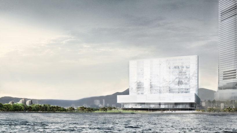 Herzog & de Meuron строят музей искусства в Гонконге (фото 5)