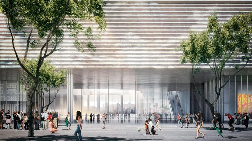 Herzog & de Meuron строят музей искусства в Гонконге (фото 4)