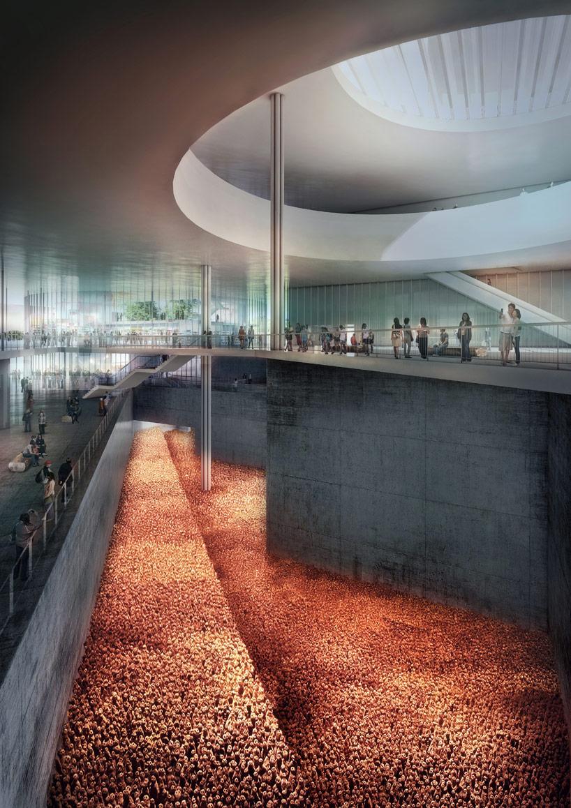 Herzog & de Meuron строят музей искусства в Гонконге (фото 3)
