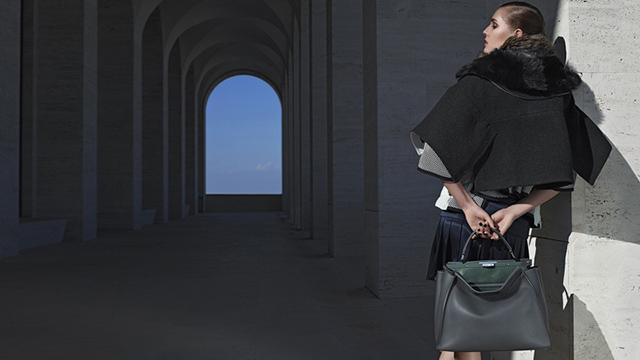 Полная версия рекламной кампании Fendi новые фото