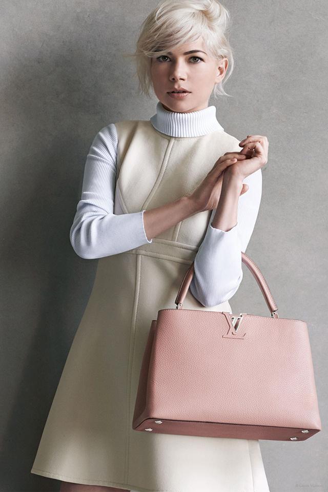 Мишель Уильямс третий сезон остается с Louis Vuitton (фото 2)