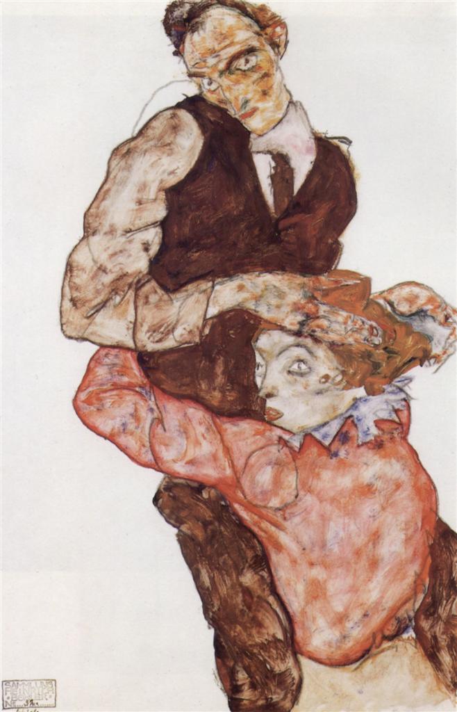 Рекордные £7,9 млн за рисунок Эгона Шиле (фото 1)
