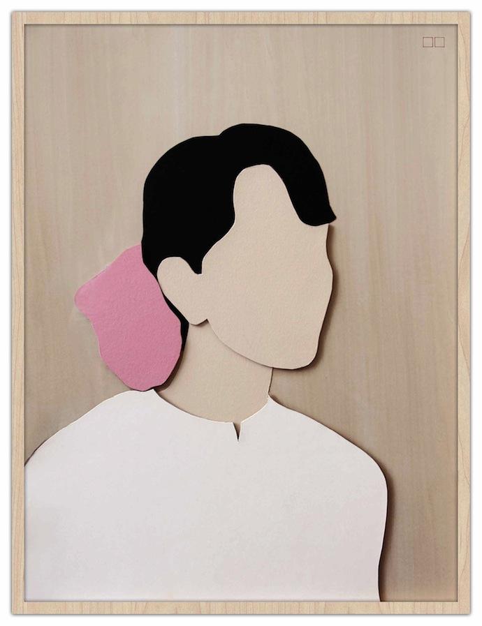 Clarins организует выставку Faces of Change в Нью-Йорке (фото 8)