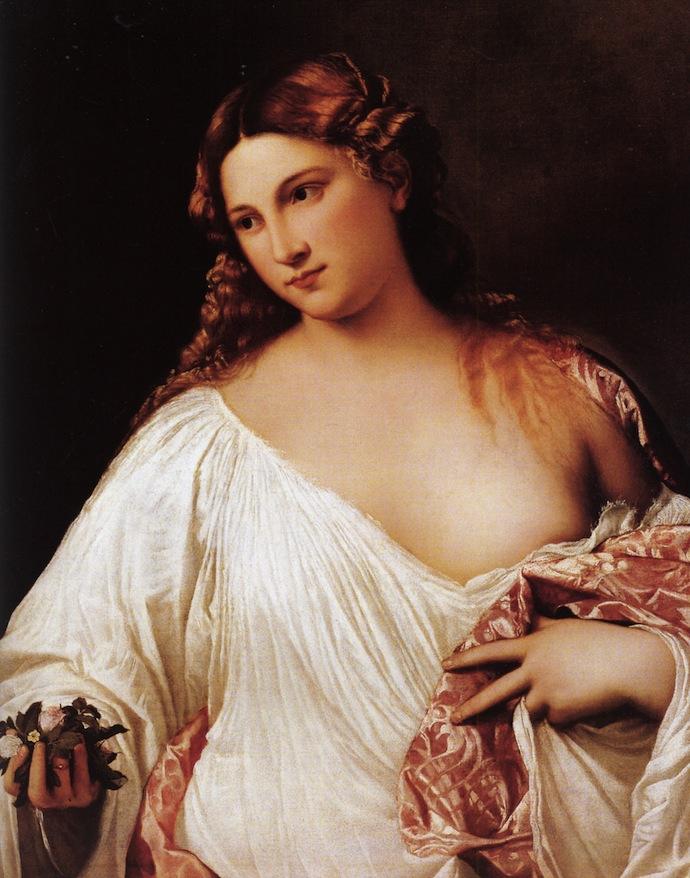 В Пушкинском выставят шедевры Тициана (фото 1)