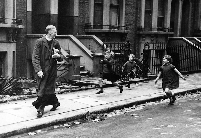 Life of an East End Parson, 1940