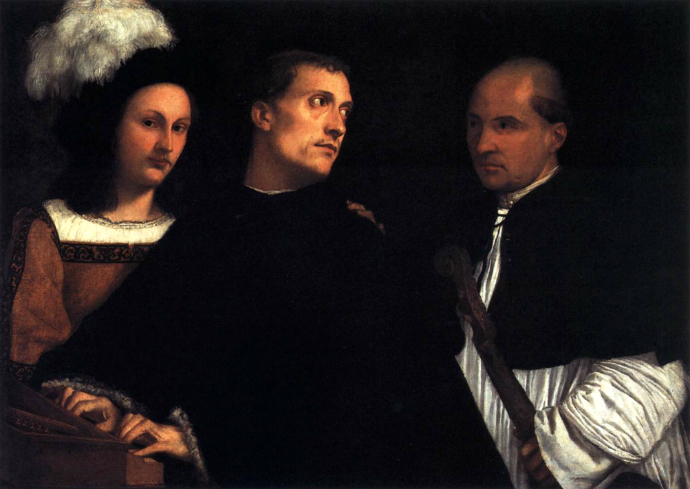 В Пушкинском выставят шедевры Тициана (фото 5)