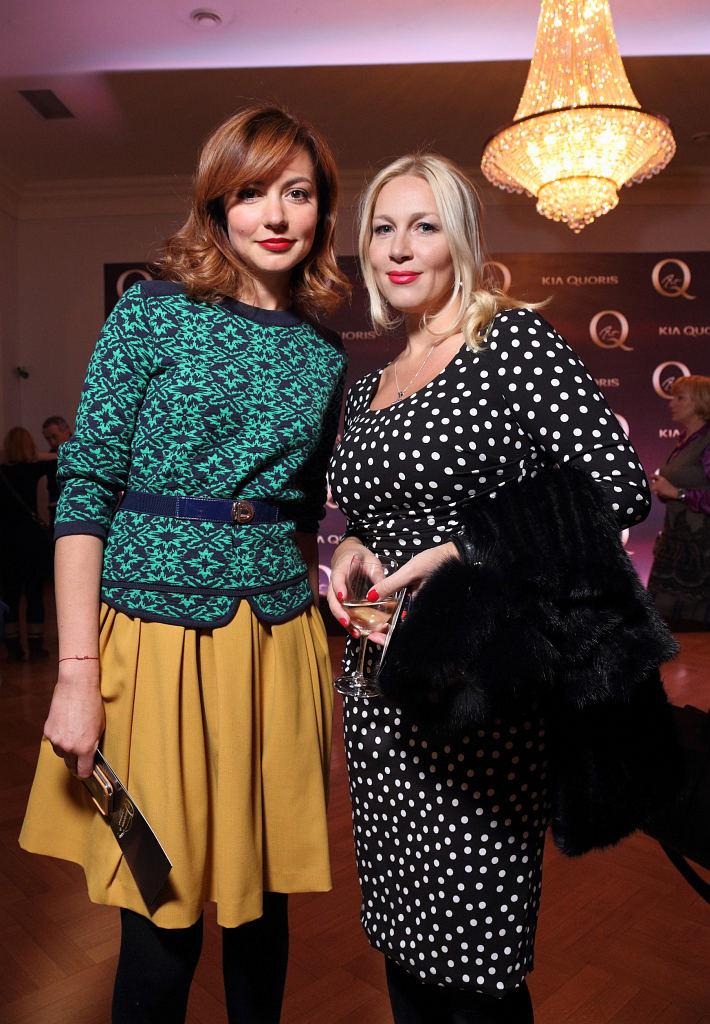 Татьяна Геворкян и Екатерина Одинцова