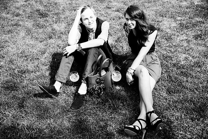 Азилия Бэнкс и Фрэнк Оушен на фестивале Art Love (фото 16)