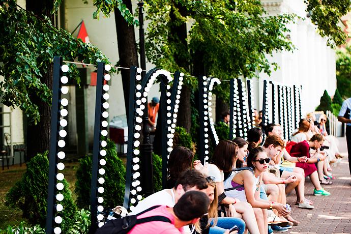 Азилия Бэнкс и Фрэнк Оушен на фестивале Art Love (фото 23)