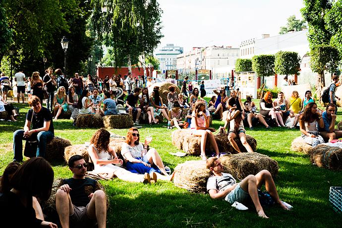Азилия Бэнкс и Фрэнк Оушен на фестивале Art Love (фото 2)