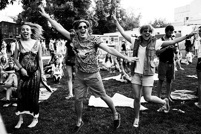 Азилия Бэнкс и Фрэнк Оушен на фестивале Art Love (фото 15)