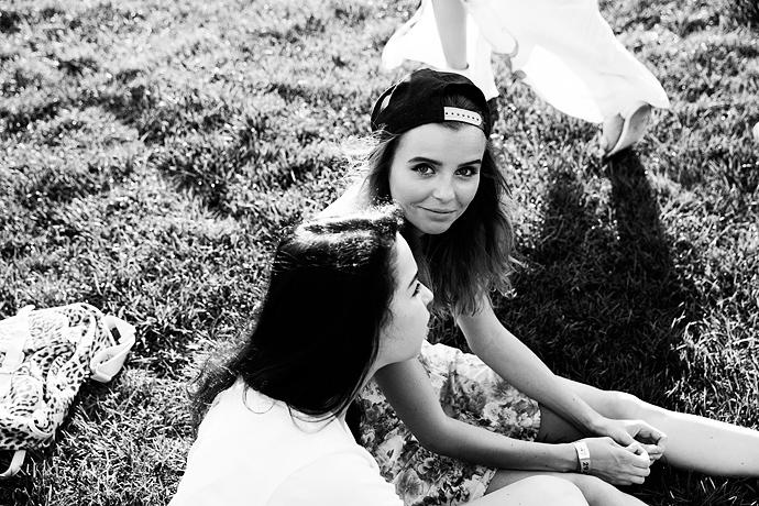Азилия Бэнкс и Фрэнк Оушен на фестивале Art Love (фото 22)