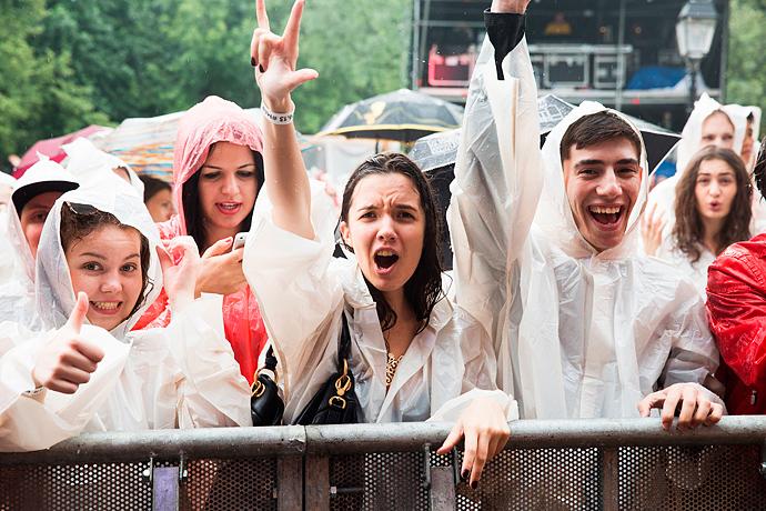 Азилия Бэнкс и Фрэнк Оушен на фестивале Art Love (фото 30)