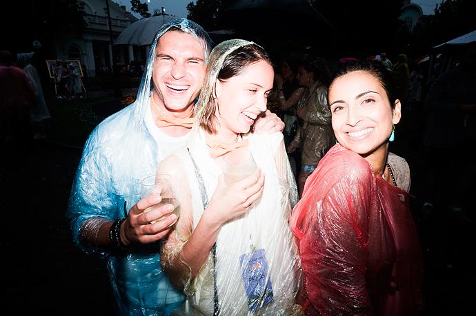 Азилия Бэнкс и Фрэнк Оушен на фестивале Art Love (фото 18)