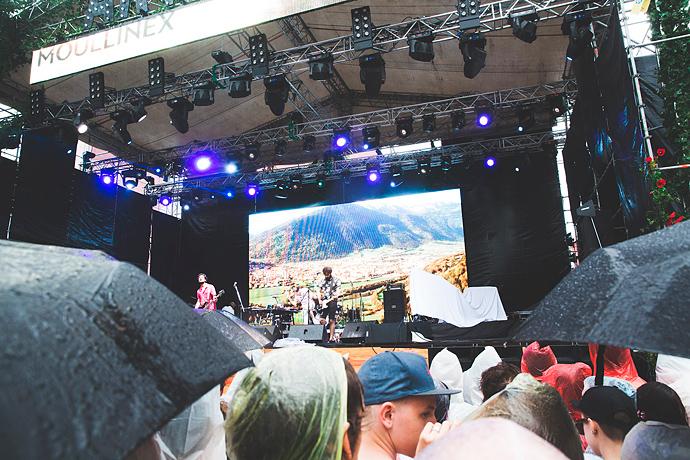 Азилия Бэнкс и Фрэнк Оушен на фестивале Art Love (фото 25)