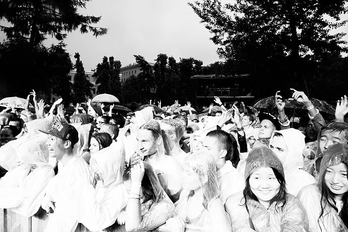 Азилия Бэнкс и Фрэнк Оушен на фестивале Art Love (фото 34)