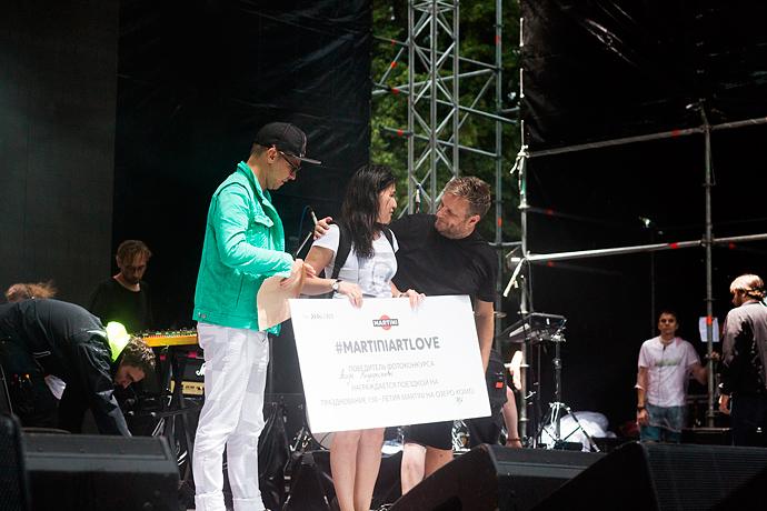 Азилия Бэнкс и Фрэнк Оушен на фестивале Art Love (фото 32)