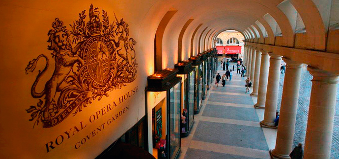 Лондонские гастроли балетной труппы Большого (фото 2)
