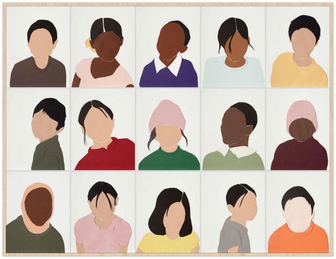 Clarins организует выставку Faces of Change в Нью-Йорке (фото 6)