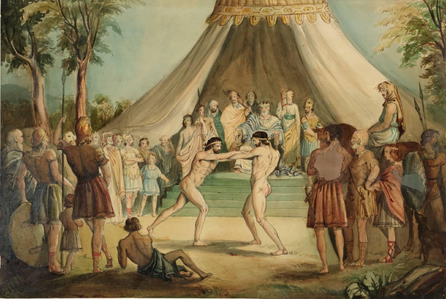 7 ранних картин знаменитых художников (фото 6)