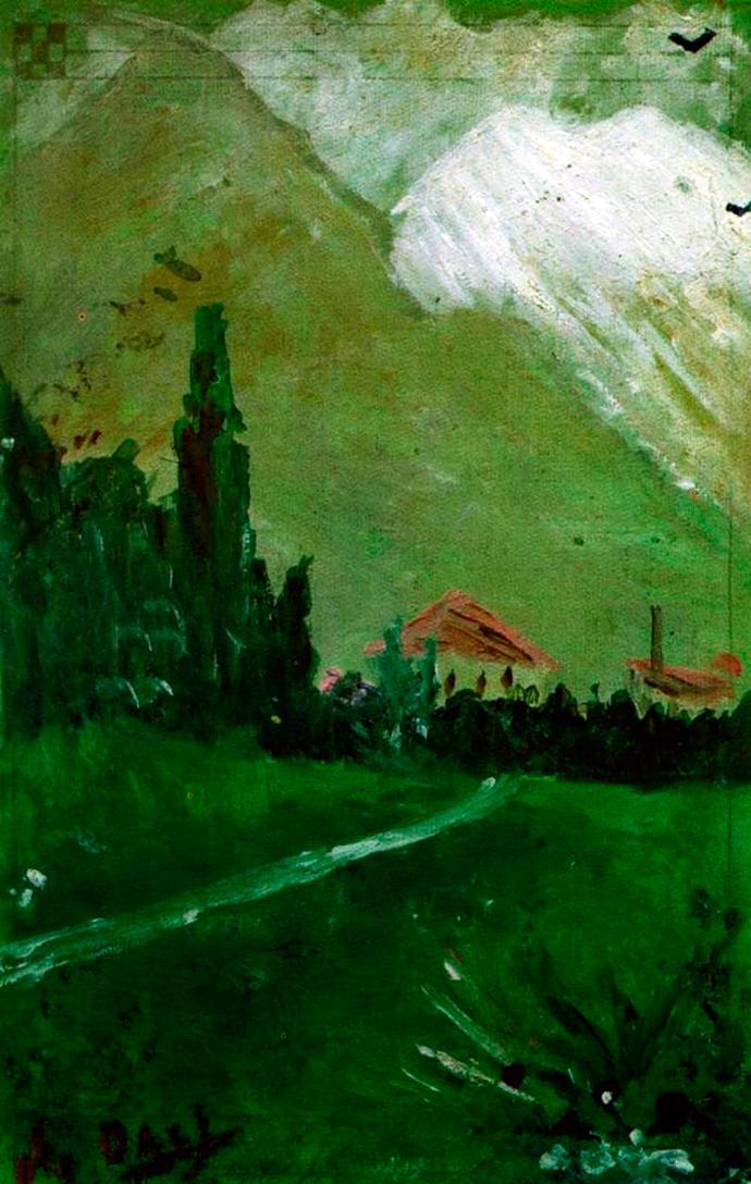 Ранние работы знаменитых художников. Часть 2 (фото 2)