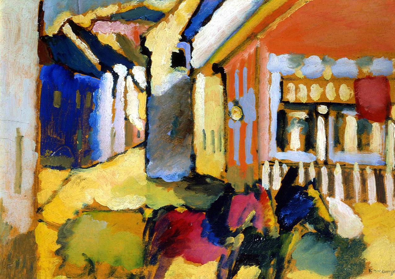 Expoziție Kandinsky la New York Neue Galerie (foto 3)