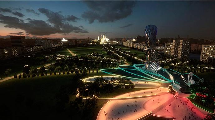 EXPO 2017 в Астане: Заха Хадид, Snohetta и другие (фото 9)
