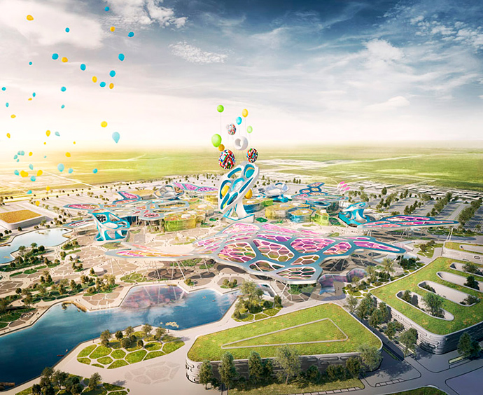 EXPO 2017 в Астане: Заха Хадид, Snohetta и другие (фото 13)